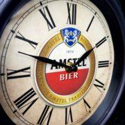 fh601c amstel bier klok dekornschuur.nl