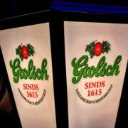 fh5033 a grolsch lamp cafe bar bardecoratie mancave dekornschuur.nl